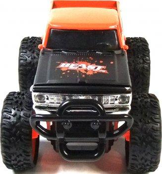 Машинка металлическая XG инерционная со светом и звуком (XG879-24_Orange) (6668884465786)