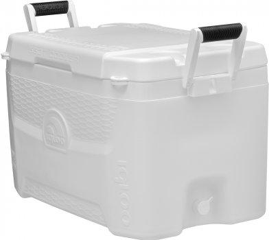 Ізотермічний контейнер Igloo Sportsman Quantum Marine Ultra 55 52 л Білий (0342234967538)