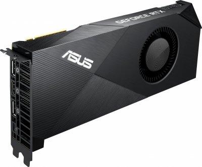 Asus PCI-Ex GeForce RTX 2080 Ti Turbo 11GB GDDR6 (352bit) (1350/14000) (Type-C, HDMI, 2 x DisplayPort) (TURBO-RTX2080TI-11G)