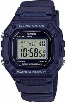 Чоловічий годинник Casio W-218H-2AVEF