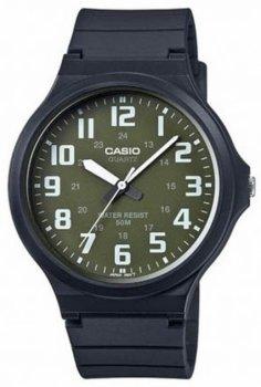 Чоловічі годинники Casio MW-240-3BVEF