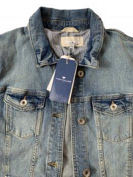 Джинсовая куртка Tom Tailor Синяя 05500992
