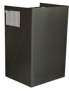 Декоративный короб для вытяжек Perfelli DKM 60 (DN) чёрный