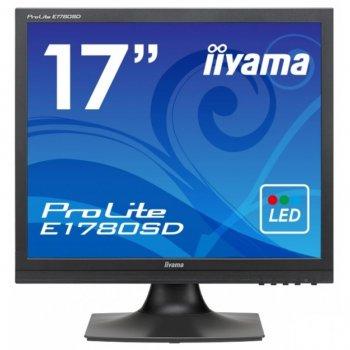Монітор iiyama E1780SD-B1