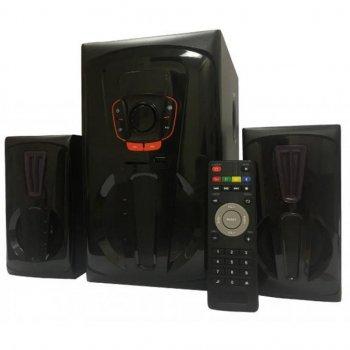 Акустическая система Greenwave SA-3015BT Black-orange (R0015305)
