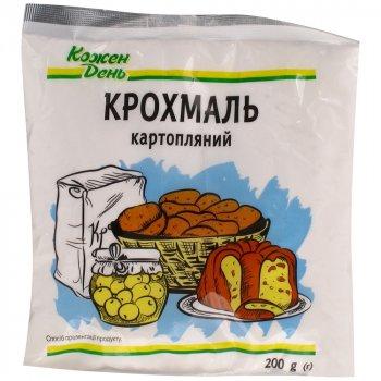 Крахмал Auchan картофельный, 200 г