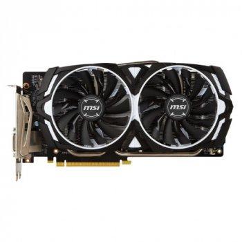 Відеокарта Msi Pci-Ex Geforce Gtx 1060 Armor Ocv1 3Gb Gddr5 (192Bit) (1544/8008) (Dvi, 2 X Hdmi, 2 X Displayport) (Gtx 1060 Armor 3G Ocv1)