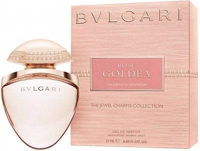 Парфюмированная вода для женщин Bvlgari Rose Goldea Jewel Charmes 25 мл (783320502019)