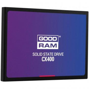 """Накопичувач SSD 2.5"""" 1TB GOODRAM (SSDPR-CX400-01T)"""