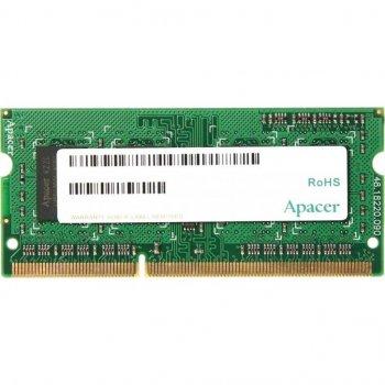 Модуль пам'яті для ноутбука SoDIMM DDR3L 4GB 1600 MHz Apacer (AS04GFA60CATBGJ)