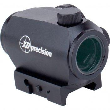 Оптичний приціл XD Precision RS ADJ Mount M 2 MOA з компенсатором висоти (medium) (XDDS05M)