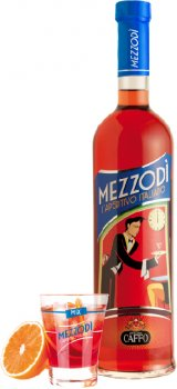 Ликер Caffo Mezzodi 15% 1 л (8004499100212)