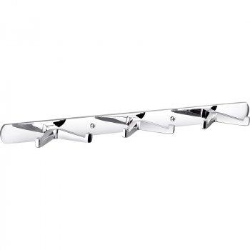 Планка PERFECT SANITARY APPLIANCES RM 1503 с 3-мя двойными крючками Латунь