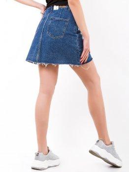 Спідниця джинсова Remix 5630 Синя