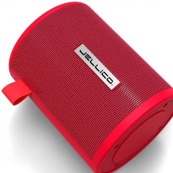 Aкустическая система с Bluetooth Jellico BX-35 Red (25056)