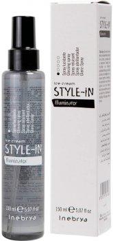 Спрей для волос Inebrya Illuminator для защиты и блеска 150 мл (8033219161066)