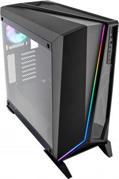 Корпус Corsair Carbide Spec-Omega RGB Black (CC-9011140-WW)