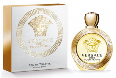 Туалетная вода Versace Eros Pour Femme eau de toilette - edt 30 ml