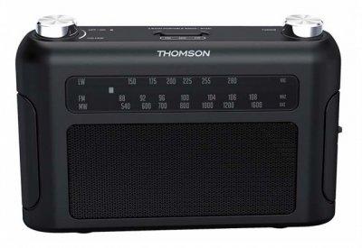 Портативне радіо 3 смуги (чорний) RT235 THOMSON, б/в