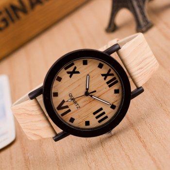 Кварцові годинники Quartz Light Brown