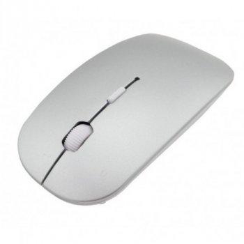 Клавіатура і миша UKC російська безпровідна USB 78 кнопок White (W03-А)