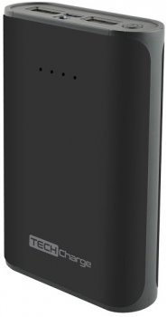 УМБ TechCharge 7800 mAh Black (1708 Black)