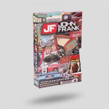 Трусы John Frank JFB118-MOTEL