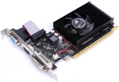 Colorful PCI-Ex GeForce GT 710 2GB GDDR3 (64bit) (954/1000) (VGA, HDMI, DVI) (GT710-2GD3-V)