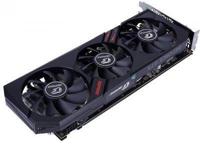 Colorful PCI-Ex GeForce GTX 1660 Super iGame Ultra 6GB GDDR6 (192bit) (1530/14000) (DVI, HDMI, DisplayPort) (GTX 1660 SUPER iGame Ultra 6G-V)