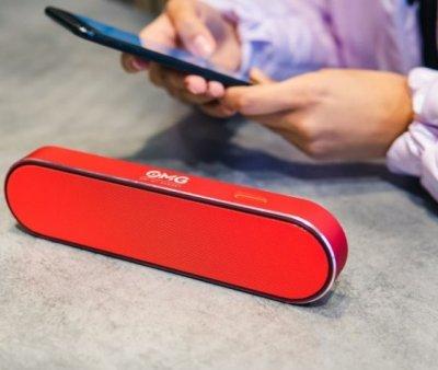 Акустична системаOMG Inspire 220 (Bluetooth) Red
