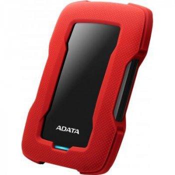 """Зовнішній жорсткий диск 2.5"""" 4TB ADATA (AHD330-4TU31-CRD)"""
