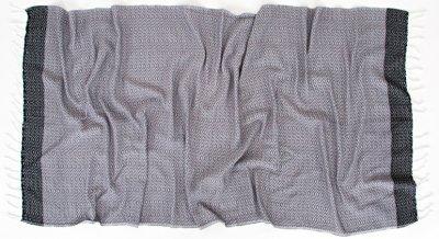 Полотенце Irya Dila Gray 90х170 Серый (2000022200028)
