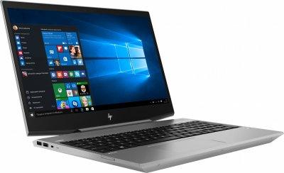 Ноутбук HP ZBook 15v G5 (4QH40EA) Turbo Silver