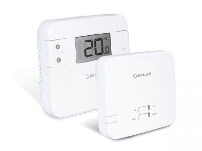 Бездротовий добовий терморегулятор SALUS RT310RF