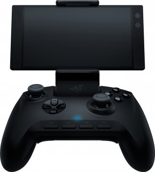 Бездротовий геймпад Razer Raiju Mobile PC/Android Black (RZ06-02800100-R3M1)