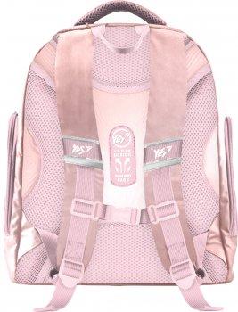 Рюкзак школьный YES S-30 Juno Max женский 0.8 кг 32x40x20 см 17.5 л College Светло лиловый (558456)