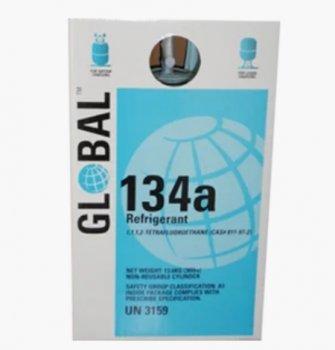 Хладагент фреон GLOBAL R134a 13.6 кг (Великобритания)