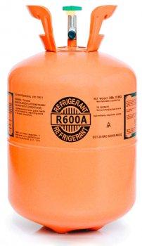 Хладагент фреон Refrigerant R600А 6,5 кг (Изобутан)