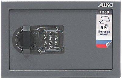 Сейф мебельный AIKO Т-200 EL