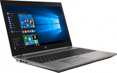Ноутбук HP Zbook 15 G6 (6TV19EA) Gray