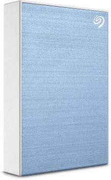 Жесткий диск Seagate One Touch 4TB STKC4000402 2.5 USB 3.2 External Light Blue