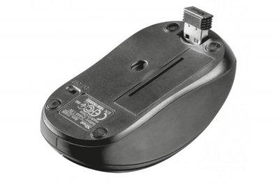 Миша Trust Ziva compact wireless mouse black (21509)