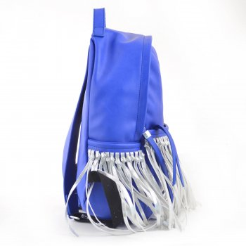 Сумка-рюкзак Yes Weekend 36 x 26 x 11 см Синій