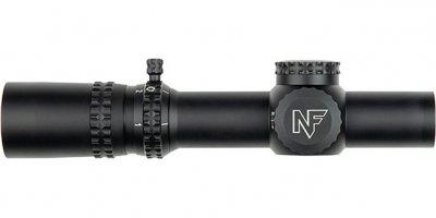 Приціл Nightforce ATACR 1-8x24 F1 0.1 сітка Mil FC-DM з підсвічуванням (2375.01.56)