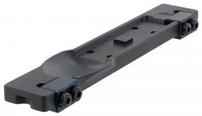 """Кріплення Aimpoint для прицілу Aimpoint Micro. На планку """"Ластівчин хвіст"""" 11-13 мм (1608.03.03)"""