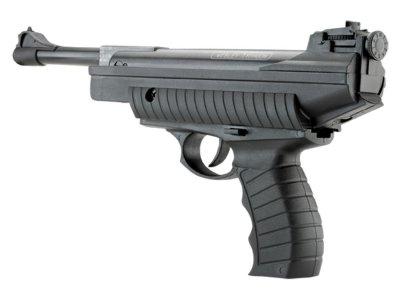 Пістолет пневматичний Webley Typhoon 4,5 мм 4,8 J (2370.21.86)