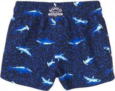 Шорти для купання Minoti Tb Board 22 17356 Темно-сині