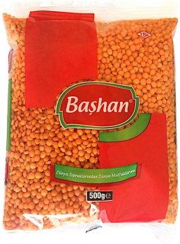 Чечевица красная Bashan 500 г (8680834607983)