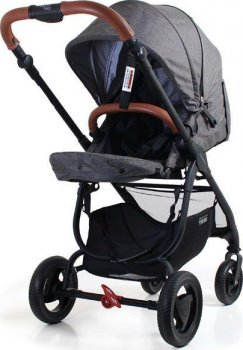 Прогулянкова коляска Valco baby Snap 4 Ultra Trend Charcoal (9901) (9315517099012)