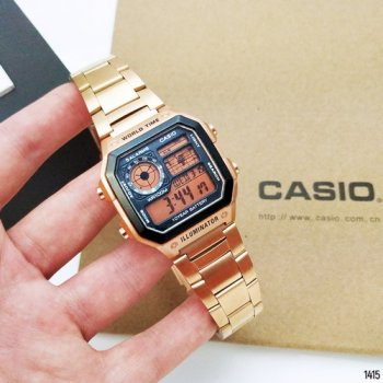 Годинник Casio AE-1200 Cuprum-Black - 225840